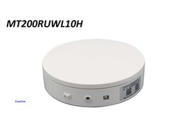 Wifi Electric Australia - Freeshipping 10H Intelligent Electric Turntable Controlled via Infared Remote OR WIFI , USB Plug , Support Secondary Development