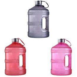 $enCountryForm.capitalKeyWord UK - Gallon Sports Bottles Drinking Water Bottle Reusable Leak Proof for Outdoor Camping BPA free plastic