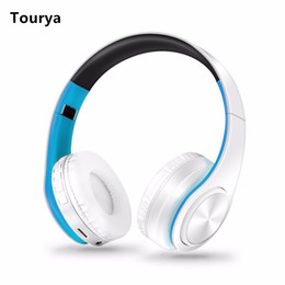 computer wireless headphone microphone Australia - New Bluetooth Headset Earphone Wireless Headphone Headphones With Microphone Low Bass Earphones For Computer Mobile Phone Sport J190506