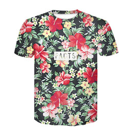 3d flower tee Australia - Newest Beautiful Flowers Print T-shirt For Men Women Summer Tees Quick Dry 3d Tshirts Tops funny t shirts Short sleeve U2035