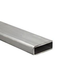 Wholesale grade 1 2 3 5 9 titanium rectangular tube Baoji industrial Grade 1 50x50mm square titanium tube