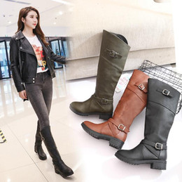 $enCountryForm.capitalKeyWord NZ - 2019 new Women's shoes. Winter Half boots. Casual fashion Women's boots. Keep warm. Waterproof. Martin. suede. Leather. Rabbit's hair. A366