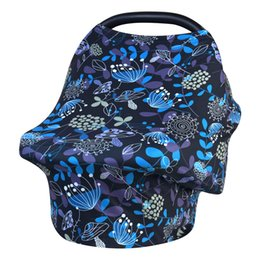 $enCountryForm.capitalKeyWord UK - Baby Car Seat Cover multi use cover nursing stretchy fabric shopping car cover high chair