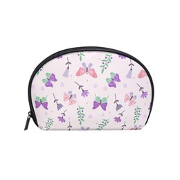 Linen Cosmetic Bags Cases Australia - KORICH Fashion Waterproof Cosmetic Bags Women Neceser Make Up Bag Pouch Wash Toiletry Bag Travel Organizer Case