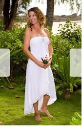 $enCountryForm.capitalKeyWord Australia - Empire Halter Asymmetrical Chiffon Wedding Dress087