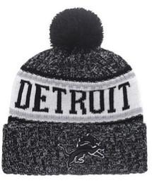 $enCountryForm.capitalKeyWord UK - Wholesale Sport Winter Hats Lions Stitched Team Logo Brand Warm Men Women Hot Sale Knitted Caps Cheap Mixed Beanies,Snapback hat