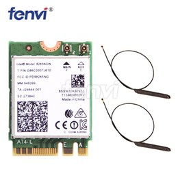 Chinese  intel wireless- New 8265NGW Dual Band Intel Wireless- 8265 NGFF 867Mbps WIFI MU-MIMO 802.11 Wi-Fi+Bluetooth 4.2 Card For Windows 7 8 10 manufacturers