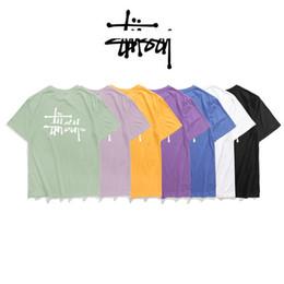 422c1229cdccc Лучшие продажи бренда мужская футболка роскошные высокого качества мужчины  женщины футболки мода повседневная футболка уличный спорт леди футболки  свободные ...