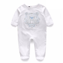 Infant Jumpsuits Rompers Australia - New Hot Baby Rompers Summer Girls Clothing Cartoon Newborn Baby Clothes Short Sleeve Baby Girl Clothes Infant Jumpsuits