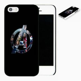 avengers iphone 5s case NZ - Marvel Avengers Hard Phone Case For Iphone 5c 5s 6s 6plus 6splus 7 7plus Samsung Galaxy S5 S6 S6ep S7 S7ep