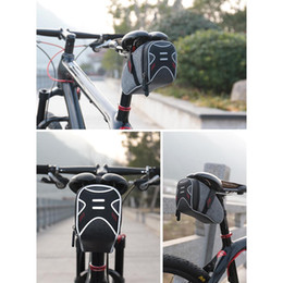 $enCountryForm.capitalKeyWord Australia - Large Capacity Rainproof Reflective Bicycle Seatpost Below 6.2inches Tail Bag Outdoor Cycling Bike Saddle Bag