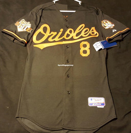 $enCountryForm.capitalKeyWord Australia - Cheap! Majestic BALTIMORE 8 CAL RIPKEN JR. COOL BASE Jersey Mens Stitched Wholesale Big And Tall SIZE XS-6XL baseball jerseys