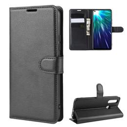 $enCountryForm.capitalKeyWord Australia - Litchi lychee wallet leather PU TPU phone cases stand Case for Vivo Z5X Z1 Pro Y7S IQOO Neo Z5 X9s plus Y17 Y3