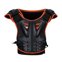 $enCountryForm.capitalKeyWord Australia - Motocross Skateboard Jacket Motorcycle Protective Gear Children's Armor Jacket Spine Chest Protection Equipment Kids Motocross