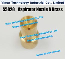 $enCountryForm.capitalKeyWord NZ - (1pc) 3051507 Brass Aspirator nozzle A S5028 Ø16xØ1.0x25mm for Sodic A280.A300.A320.A530 118005A, 3082520 edm ASPIRATOR BLOCK A