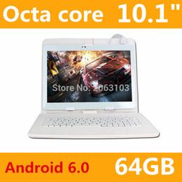 $enCountryForm.capitalKeyWord Australia - Free shipping 2017 Newest 10 inch 3G 4G Lte Tablet PC Ocat Core 4GB RAM 64GB ROM Dual SIM Card Android 6.0 IPS tablet PC 10
