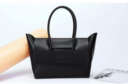 $enCountryForm.capitalKeyWord Australia - 2019 new leather handbags tide European and American fashion first layer cowhide dumplings package shoulder portable ladies bag