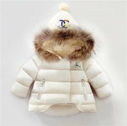 Boys hair styles online shopping - CHEL Sea World Printing Kids Coat Baby Boys Girls Winter Coat Size T Childrens Winter Coat Kids Down Cotton Coats Rabbit Hair Collar