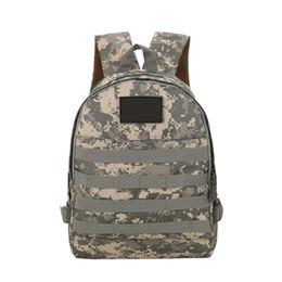 $enCountryForm.capitalKeyWord Australia - Unisex Mountaineering Travel Short Bag Camouflage Double Shoulder Backpack Large Capacity Nylon Outdoor Travel Camping Bag
