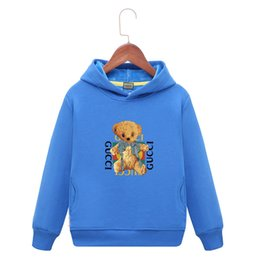 Wholesale Best Hoodies Baby Clothing Stores Spring And Autumn Fund Children Cartoon A Car Boys Down Comfortable Children s Garment Colors