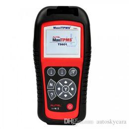 Tpms diagnosTic service Tools online shopping - Autel TPMS Diagnostic And Service Tool MaxiTPMS TS601 Automotive Activator Tire Repair TPMS Tools Sensor Programming Code Reader