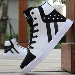 $enCountryForm.capitalKeyWord Australia - Men's Casual Skateboarding Shoes High Top Sneakers Sports Shoes Breathable Hip Hop Walking Street Chaussure Homme