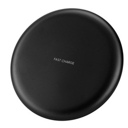 iphone xr charging station Australia - Fast Wireless Charger for iPhone 11 Pro Max XR Xs MAX 8 Plus QI Wireless Charging Station Pad for SAMSUNG S9 S10 Plus