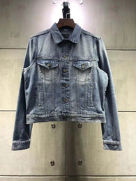 $enCountryForm.capitalKeyWord Australia - 2019 Top Men bue motorcycle denim jacket male Korean version of the self-cultivation trend jacket social denim jacket Coats