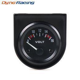 "$enCountryForm.capitalKeyWord Australia - Voltmeter 2"" 52mm Universal 8-16 Volts meter White Led volt gauge Car meter Racing meter"