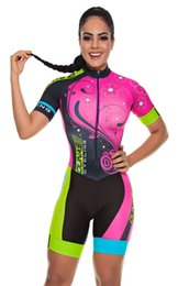 Woman S Jumpsuit Xs Australia - 2019 Pro Team Triathlon Suit Women \'S Cycling Jersey Skinsuit Jumpsuit Maillot Cycling Ropa Ciclismo Set Gel 007