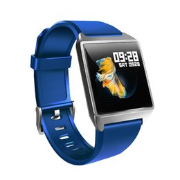 $enCountryForm.capitalKeyWord Australia - Fitness Track Waterproof IP68 heartrate Smart Watch With Bluetooth Phone Call for Android and for ios Xiaomi Huawei Iphone
