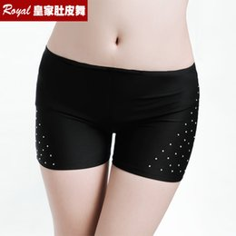 $enCountryForm.capitalKeyWord Australia - Hot Sale New Sexy Rhinestone Safety Shorts bellydancing pants belly dance Costume Hot Short Pant For performance 13colors -9010