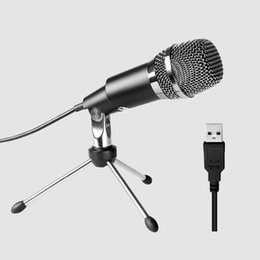 video conference Australia - FIFINE USB Microphone for Instrument Game Video Recording youtube Home Studio suit for Computer Macbook High Sensitivity K668-1