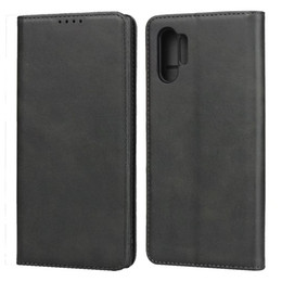 samsung note genuine leather NZ - Wallet Card Genuine Leather Case For Samsung Galaxy S20 Ultra S10 Plus S9 Note 10Plus 9 A71 A51 A90 A70 A50 A40 A30 A20E A20S A50S A30S