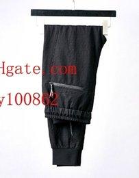 $enCountryForm.capitalKeyWord Australia - Brand Mens Pants Authentic Quality Crewneck casual sweatpants Pants Men loose Joggers Comfortable Pants Hip Hop mens clothes 38