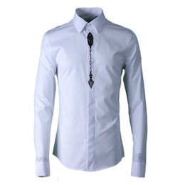 $enCountryForm.capitalKeyWord Australia - Men's Shirt Edge Feather Brother Special Shirt Male Wind Man polo shirts 2019k