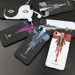 Wholesale Burlon Animal Wing Snake Hard Protective Phone Case For Iphone X Xr Xs Max s Plus Feather Cover For Iphone Xr Xs