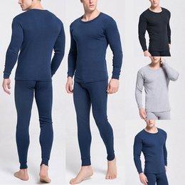 f66f1ac7710e3 Sous-vêtements Thermiques En Coton Pour Hommes Distributeurs en gros ...