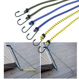Force tool online shopping - Camping Stretch String Elastic Force Elastic Band Tents And Shelters Binding Rope Accessories Clothesline Luggage Packing Cord gtf1