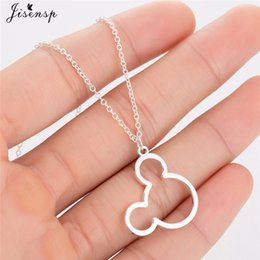 $enCountryForm.capitalKeyWord Australia - Jisensp Cute Necklaces Pendant Necklace Women Everyday Jewelry Animal Long Chain Necklaces Kids New Year Gift