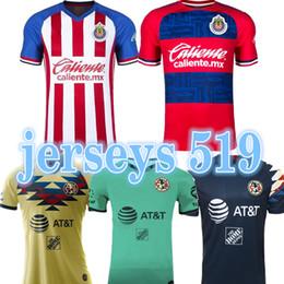 $enCountryForm.capitalKeyWord Australia - New Arrived 2019 20 Club America Soccer Jerseys 2020 Xolos de Tijuana Home Away UNAM Guadalajara Chivas kit Jersey 19 20 Football Shirts