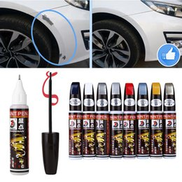 $enCountryForm.capitalKeyWord Australia - Practical 12ml Waterproof Car Auto Coat Scratch Clear Repair Paint Pen Touch Up Remover Applicator Hand Tool