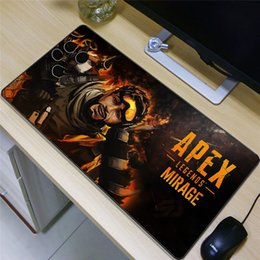 large table mats NZ - FFFAS 80x40cm Gaming Mouse Pad Big APEX Large Size Table Mice Mat Fight Game Soft Mousepad Desk Mat Decor for Latop Notebook
