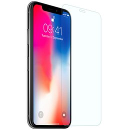 3d films iphone online shopping - Tempered Glass D H Clear Screen Protector Anti Scratch Coverage Edge Film Guard For Apple iPhone Pro Max XS XR X Plus S