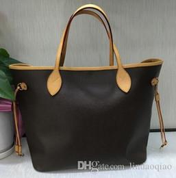 $enCountryForm.capitalKeyWord Australia - 2019 Brand New Handbag Neverfuil Bag GM MM Never full Bag Designer Handbags Cheap Purse PU Leather Handbag L Brand Bags Free Shipping 32cm
