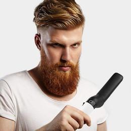$enCountryForm.capitalKeyWord Australia - Men Hair Straightener Roll Straight Beard Comb Women Metal EDC Hairs Curler Durable And Practical Trial