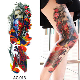 26a953dbd Fashion Sexy Flower Rose Waterproof Temporary Tattoo Sticker for Adults  Kids Body Art Fake Women Tattoo New Design Water Transfer Tatoo