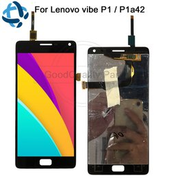 touch screen for lenovo vibe 2019 - 5.5' LCD For LENOVO Vibe P1 Display Touch Screen Digitizer Replacement Parts P1c72 P1a42 LCD For lenovo vibe p1 Dis