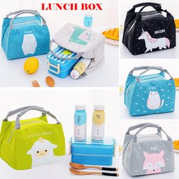 Wholesale Portable Animal Thermal Insulated Cooler Waterproof Picnic Lunch Box Bag Pouch