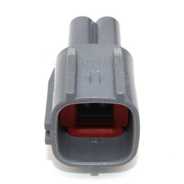 wholesale motorcycle connectors Australia - Grey Electric Motorcycle Male Sumitomo 4 Way Connector 6188-0517 90980-11027